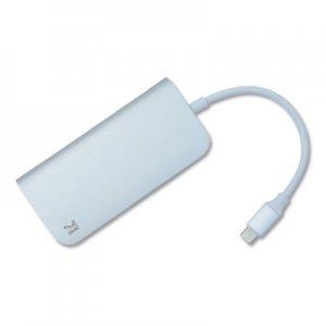 SMK-Link Electronics USB-C Multi-Port Hub, 6 Ports, White SKKVP6920 VP6920