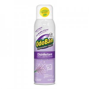 OdoBan Odor Eliminator and Disinfectant, Lavender, 14.6 oz ODO91010114AEA 910101-14A