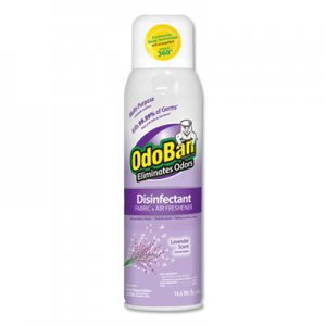 OdoBan Odor Eliminator and Disinfectant, Lavender, 14.6 oz, 12/Carton ODO91010114A12 910101-14A12