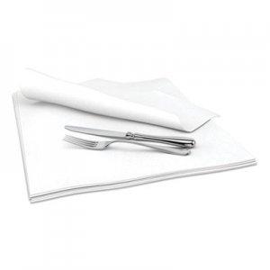 "Cascades PRO Select Dinner Napkins, 1-Ply, 15"" x 15"", White, 1000/Carton CSDN692 N692"