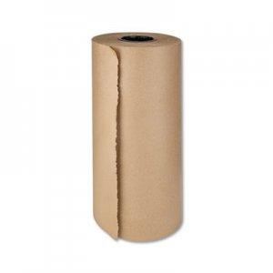 "GEN Kraft Paper, 40 lb, 12"" x 900 ft GEN12900KFT 12900KFT"