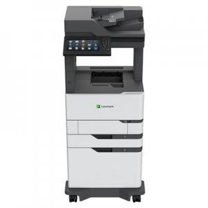 Lexmark MX822adxe Multifunction Printer, Copy/Fax/Print/Scan LEX25B0601 25B0601
