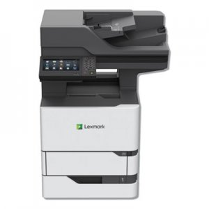 Lexmark MX721ade Multifunction Printer, Copy/Fax/Print/Scan LEX25B0000 25B0000