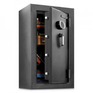 Sentry Safe Safe, 4.71 ft3, 21 7/10w x 19d x 37 7/10h, Black SENEF4738E EF4738E
