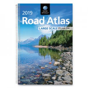 Rand McNally Road Atlases, 2019, Spiral, 264 Pages AVTRM528019635 RM528019635