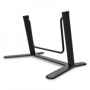 Safco Dynamic Footrest, 29w x 17.75d x 16.5h, Black SAF2134BL 2134BL