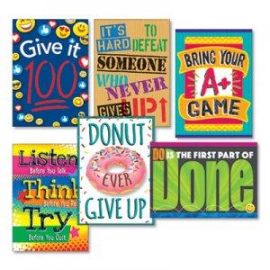"TREND ARGUS Poster Combo Pack, ""Make the Effort"", 13 3/8w x 19h TEPTA67935 TA67935"