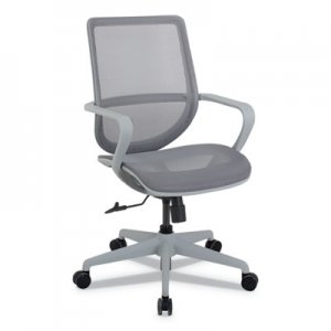kathy ireland OFFICE by Alera kathy ireland OFFICE by Alera Macklin Series Mid-Back All-Mesh Office Chair, Up to