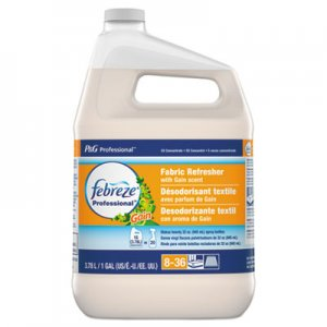 Febreze Professional Deep Penetrating Fabric Refresher, Gain Original, 1 gal, 2/Carton PGC74678 74678