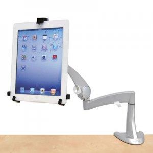 Ergotron Neo-Flex LCD Arm, 18 lb Weight Capacity, Silver ERG45174300 45-174-300