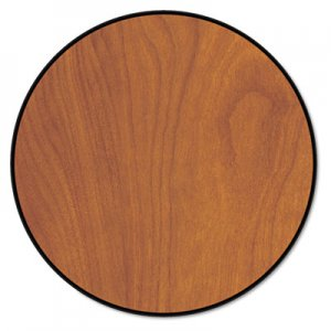"Maxon Round Conference Table Top, 48"" Diameter, Wild Cherry MXNTR487054"