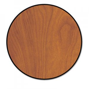 "Maxon Round Conference Table Top, 42"" Diameter, Wild Cherry MXNTR427054"