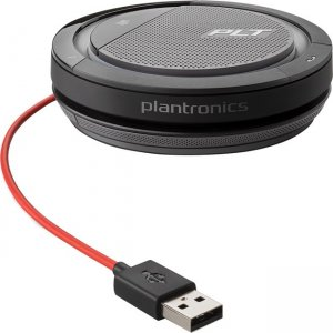 Plantronics Calisto Portable Personal Speakerphone with 360 Audio 210901-01 3200