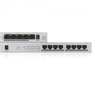 ZyXEL 8-Port GbE Unmanaged PoE Switch GS1008HP