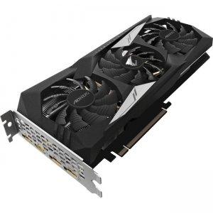 Aorus GeForce GTX 1660 Ti Graphic Card GV-N166TAORUS-6GD