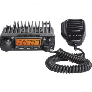 Midland MicroMobile 2-Way Radio MXT400