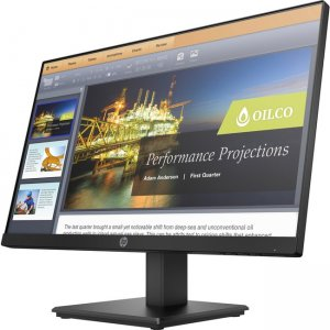 HP 21.5-inch Monitor 5QG34A8#ABA P224