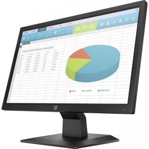 HP 19.5-inch Monitor 5RD65AA#ABA P204