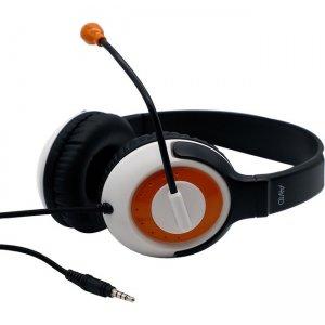 Avid AE-55 Headset with Rotating Microphone, 3.5mm, Orange 2EDU-AE55BL-KORG