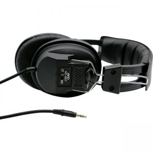 Avid AE-807 Stereo/Mono Headphone with 3.5MM, 1/8 Plug, Black 1EDU-AE807