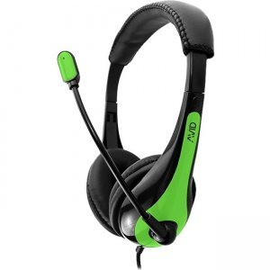 Avid AE-36 Headset with Carrying Case, 12 Pack, Green 8EDU-12CPAE-36GRN