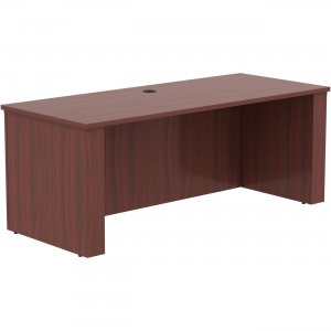 """Lorell Essentials 72"""" Sit-to-Stand Desk Shell 69574 LLR69574"""