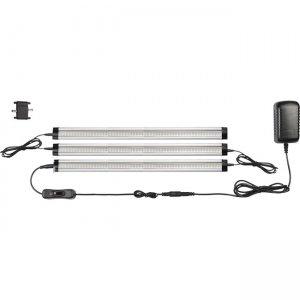 Lorell LED Task Lighting Starter Kit 82020 LLR82020