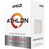 AMD Athlon Dual-core 3.2GHz Desktop Processor YD200GC6FBBOX 200GE