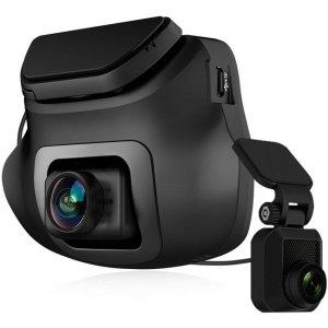 Z-EDGE 1080P HD Stealth Design Dual-Lens Car Dashboard Camera S3