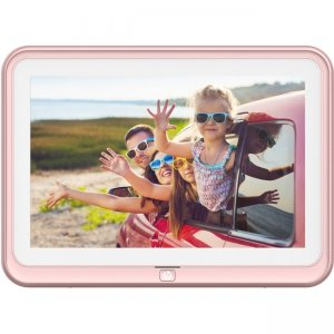 iDeaUSA HP 10.1 inch WiFi Photo Frame DF1050TW ROSE GOLD df1050