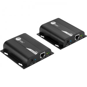 SIIG HDMI Extender over Cat6 with IR - 120m CE-H23T11-S1