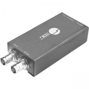 SIIG 3G/HD/SD-SDI to HDMI with Audio Extractor Mini Converter CE-SD0811-S1