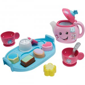 Laugh & Learn Sweet Manners Tea Set DYM76 FIPDYM76