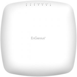 EnGenius 11ac Wave 2 Tri-Band Managed Indoor Wireless Access Point EWS385AP