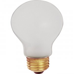 Satco 60A19 Safety Coated Incandescent Bulb S3927 SDNS3927
