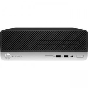 HP ProDesk 400 G6 Small Form Factor PC 7HX44UT#ABA