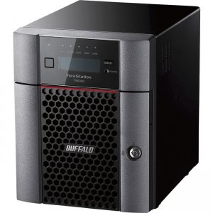 Buffalo TeraStation 32TB Desktop NAS Hard Drives Included TS6400DN3204 TS6400DN