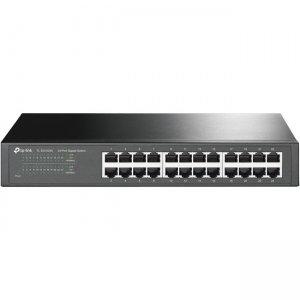 TP-LINK 24-Port Gigabit Desktop/Rackmount Switch TL-SG1024S