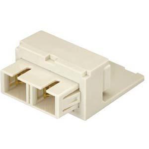 Panduit Mini-Com Fiber Optic Singlemode Duplex Module CMDBUSCZBU