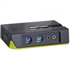 LevelOne 2-Port KVM Switch KVM-0211