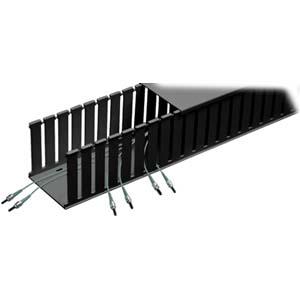 Panduit Fiber-Duct Slotted Wall Channel E2X2BL6