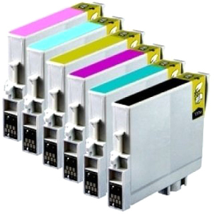 Epson Ultrachrome HDR Inkjet Cleaning Cartridge T642000
