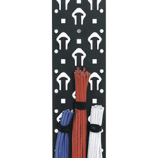 """Middle Atlantic Products 3-1/4"""" Width, 13 Space w/ Tie Posts LACE-13-OWP"""