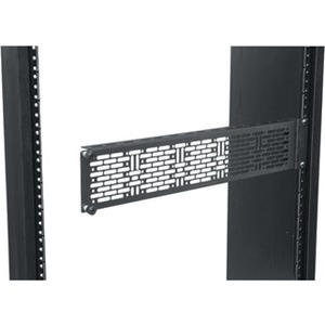 Middle Atlantic Products Mounting Panel, 2 RU, Hinged APM-2