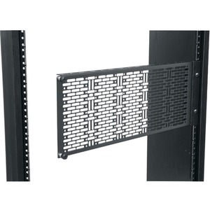 Middle Atlantic Products Mounting Panel, 4 RU, Hinged APM-4