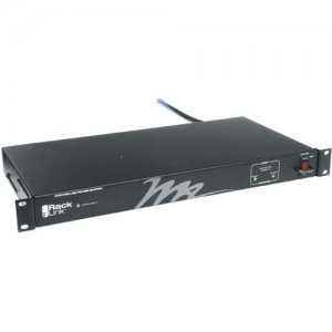 Middle Atlantic Products Rackmount Power, 6 Outlet, 20A, 2-Stage Surge RLNK-SW620R