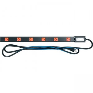 Middle Atlantic Products 6-Outlets Power Strip PDT-615C