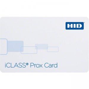 HID iCLASS Prox Card 2020HBGGMNM