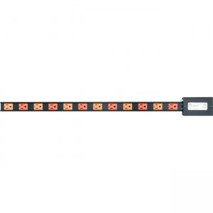 Middle Atlantic Products 12-Outlets Power Strip PDT-2X615S