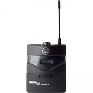 Harman Professional Wireless Body-pack Transmitter 3302H00170 PT470